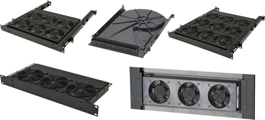 In-Rack Cooling in Server Rooms & Data Centers